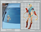 CAMMY Vinyl Decal #1 from Street Fighter Sticker PICK A SIZE!