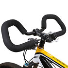 Cycling Bike Bicycle Contest Alloy Butterfly Bars Touring Trekking 25.4/31.8mm