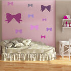 Classic Bow Princess And Fairy Creative Multipack Wall Stickers Home Art Decals
