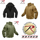 Rothco Waterproof Windproof OPS Tactical SoftShell Jacket Cold Weather NWOT
