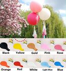 "1~3pcs 36"" Giant Round Latex Balloons Wedding Decoration Birthday Party 14Colors"