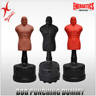 BOB HUMAN XL BOXING PUNCHING BAG - ADJUSTABLE HEIGHT - FREE STANDING DUMMY