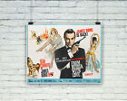 From Russia With Love James Bond Classic Poster Photo 2 Sizes Repro : #UC1481 £4.89 GBP