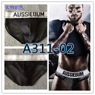 Mens Sexy Low Rise Trunk Boxer Brief cotton Underwear A311-02