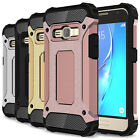 Hybrid Armor Tough Defender Protective Cover Cases For Samsung Galaxy J1 Luna 4G