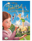 Tinker Bell and the Great Fairy Rescue (DVD,  2010)  GOOD  FREE SHIPPING
