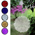 Christmas 50LED Petals Ball String Fairy Light Lamp Xmas Wedding Party Decor