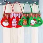 XMAS SALE Cute Christmas Party Decor Kids Gift Bags Sweet Candy Stocking Handbag