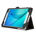 Leather Folio Case Stand Cover For Samsung Galaxy Tab A 8.0 T350 8 Inch Tablet