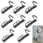 2/4/8 X Wall Mounted Mountable Cycle Storage Hook Bike Rack Space Saving Stand New