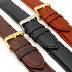 'Sorrento' Italian Padded Calf Leather XL Extra Long Watch Strap Band