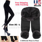 Premium Women's Thermal Thick Warm Fleece lined Fur Winter Tight Leggings Pants