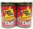 Gold Star Chili - 15oz Cans