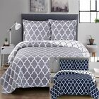 Meridian Oversized Coverlet Set Luxury 100% Microfiber Wrinkle Free & Easy Care image