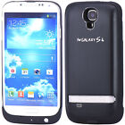 3200mah Power Backup Battery Glossy Case Cover for Samsung Galaxy S4 IV i9500 NW