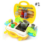 Kid Pretend Play Toy Set Cooking Stylish Make Up Various Kit Child Birthday Gift