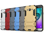 Slim Armor Kickstand Protective Phone Cover Case For Samsung Galaxy Amp Prime