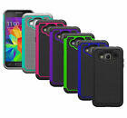 Shockproof Dual Layer Protective Phone Cover Case For Samsung Galaxy Amp Prime