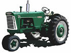 Oliver Model 770 farm tractor canvas art print by Richard Browne