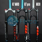 New Black 2017 Manitou R7 PRO MRD M30 R-Seven M-Thirty Suspension Fork 26 27.5