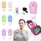 Portable Travel Protable Tube Squeeze Bottle Shampoo Shower Gel Lotion Bottles