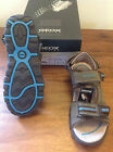 GEOX RESPIRA J.S. Strada Q Boys Brown/Blue Sandals      £45    BNIB