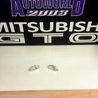 MITSUBISHI GTO MK1 MK2 3000GT CLEAR SIDE REPEATERS X 2 NEW