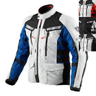 NEW Revit Sand 2 Waterproof Textile Touring Motorcycle Jacket