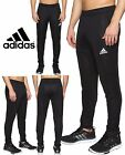 Adidas Soccer Pants Tiro 17 Slim Fit Training Climacool Athletic All Black