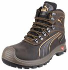 Puma Sierra Nevada Mid Safety Composite Toe Cap Brown S3 SRC Mens Boots UK6-13