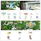 japanese garden bell - JAPANESE Traditional Culture Glass Pendant Wind Bell Chime Garden Home Decor