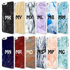 PERSONALISED Marble Effect Mobile Phone Case Cover For Huawei P9