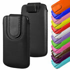 Magnetic PU Leather Pull Flip Tab Case Cover Pouch For DOOGEE X5 Pro