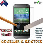HTC One M8 Tempered Glass Screen Protector BRAND NEW HTC M8