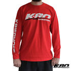 Krieghoff K-80 Sport Long Sleeved T-Shirt - Red