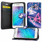 Samsung Galaxy Ace 4 G357 Printed PU Leather Magnetic Flip Case Cover + Stylus