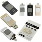 iPhone iFlash USB OTG Flash Drive Disk Storage Memory Stick For iOS Android 32GB