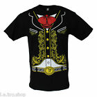 Men's Funny Mexican Mariachi Charro Party Tux Halloween Costume Humor T Shirt
