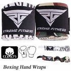 Boxing Hand Wraps Bandage Punch Bag Muay Thai MMA Sparring Gloves Karate Inner