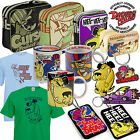 Dick Dastardly & Muttley Gift Range. Sports Bag, Wash Bag,