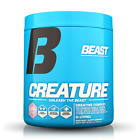 Beast Sports Nutrition - Creature (60 Servings) - Choose your Flavor - Free Ship