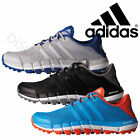 ADIDAS 2017 MENS CLIMACOOL ST LIGHTWEIGHT BRETHABLE MESH SPIKELESS GOLF SHOES