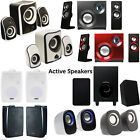 Kyпить QUALITY Compact Active Surround Sound Speaker System -TV/Laptop Gaming Phone Kit на еВаy.соm