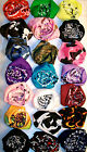 Posy Pin Rosettes for Hair/ Clothes/Hats/Hairbands/More U Choose