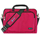 """Microsoft Surface Pro 4 12.3"""" Laptop Sleeve Messenger Handle Bag Pouch Cover"""