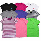 Polo Ralph Lauren Womens T Shirt Jersey Tee Crew Neck Short Sleeve Xs S M L Xl