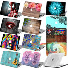 "Hot Laptop Hard Case For Macbook Air 11""13"" Pro 13""15"" TOUCH BAR +keyboard cover"