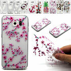 Clear Soft TPU Cute Patterned Silicone Cover Case For Nokia 640 535 LG H502 C70