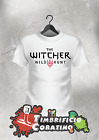 T-SHIRT UOMO DONNA THE WITCHER WILD HUNT VIDEOGAMES