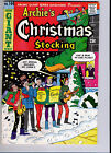 GIANT   ARCHIE'S   CHRISTMAS   STOCKING  - # 144,  JAN.  1967 -  VERY  FINE  7.5